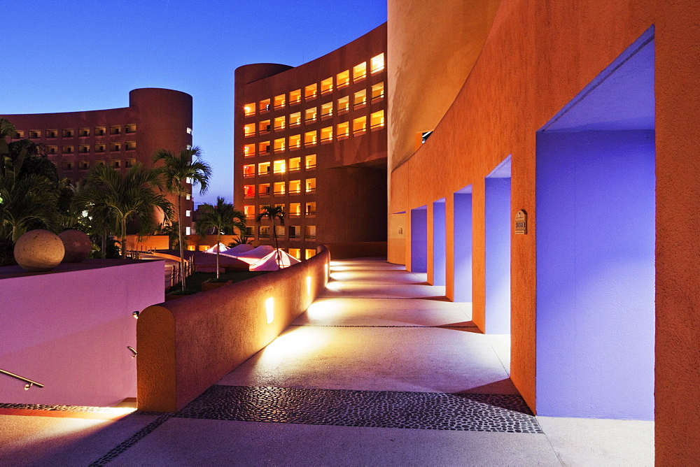 Modern Buildings, San Jose los Cabos, Baja California, Mexico