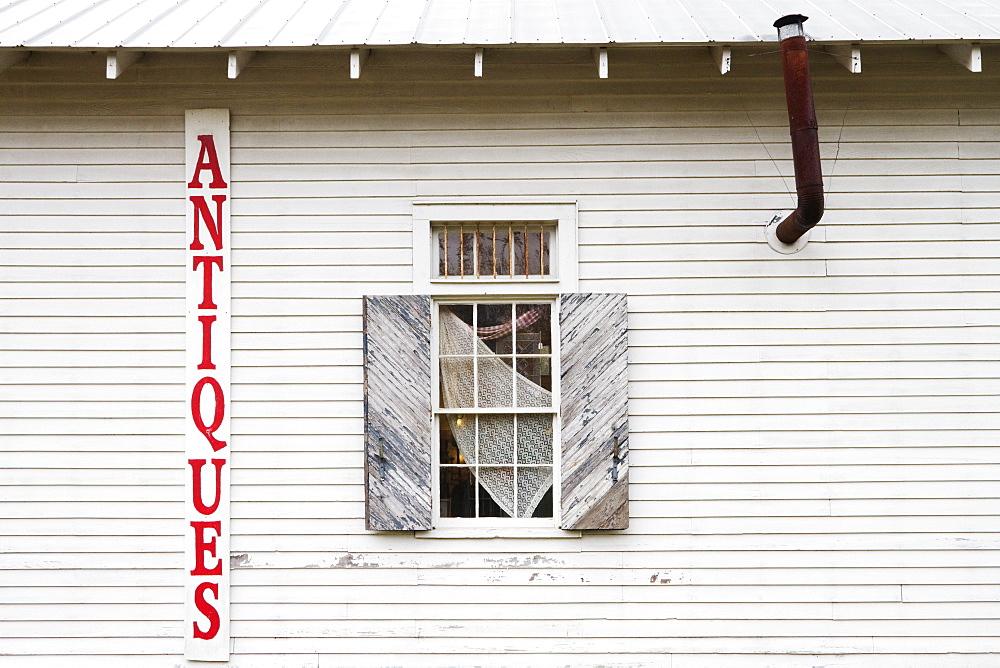 Antique Store Facade, Louisiana, USA - 1174-5668