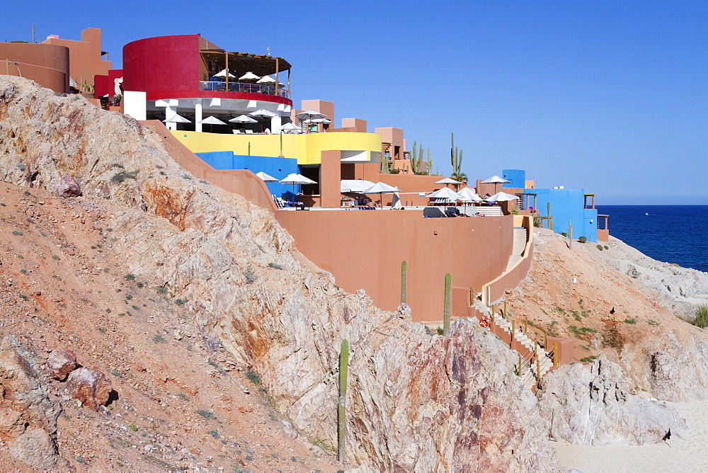 Seaside Resort and Restaurant, San Jose Los Cabos, Baja California, Mexico