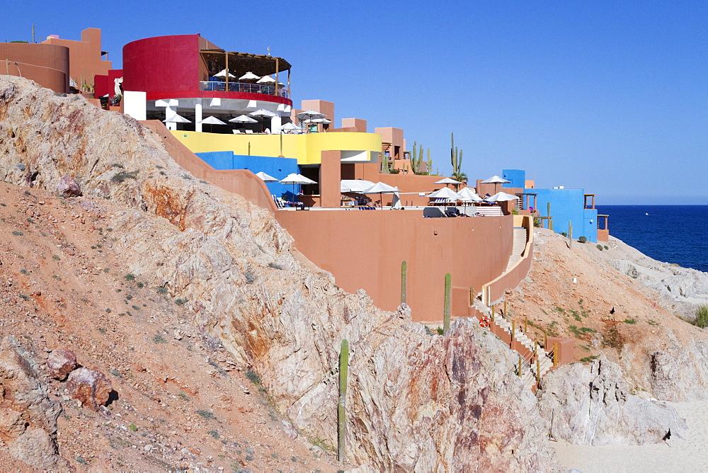 Seaside Resort and Restaurant, San Jose Los Cabos, Baja California, Mexico
