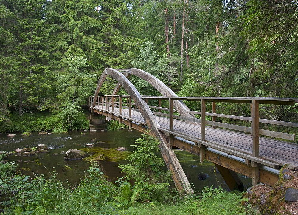 Bridge over River, Estonia - 1174-9078