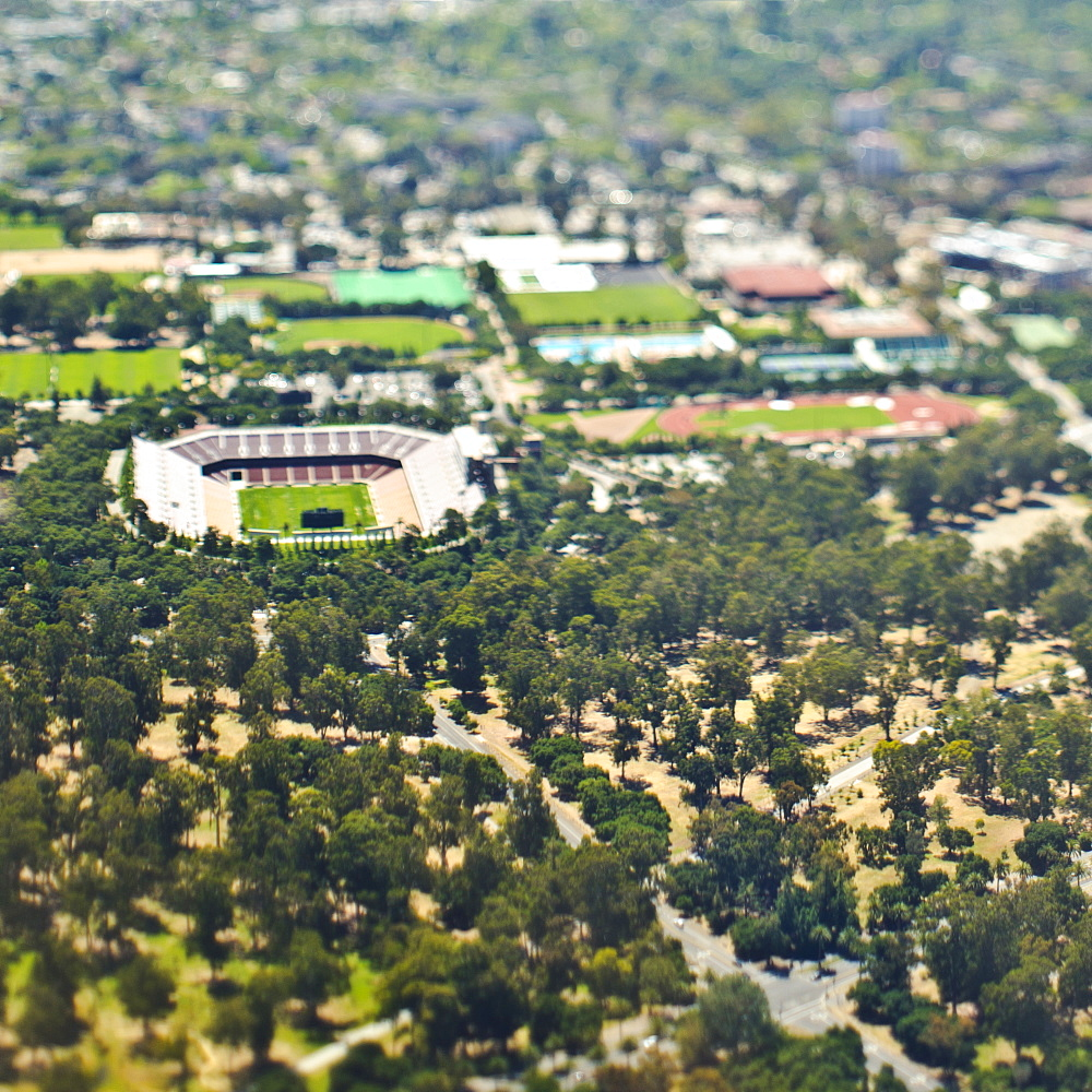 Suburban Sports Stadium, Palo Alto, California, United States of America