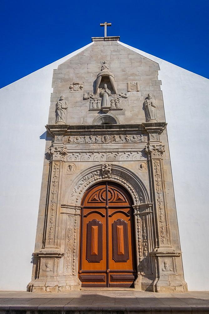 The Misericordia church (Igreja da Misericordia) in the old town, Tavira, Algarve, Portugal