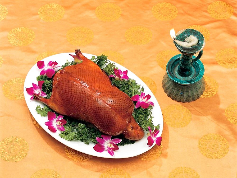 Beijing roasted duck
