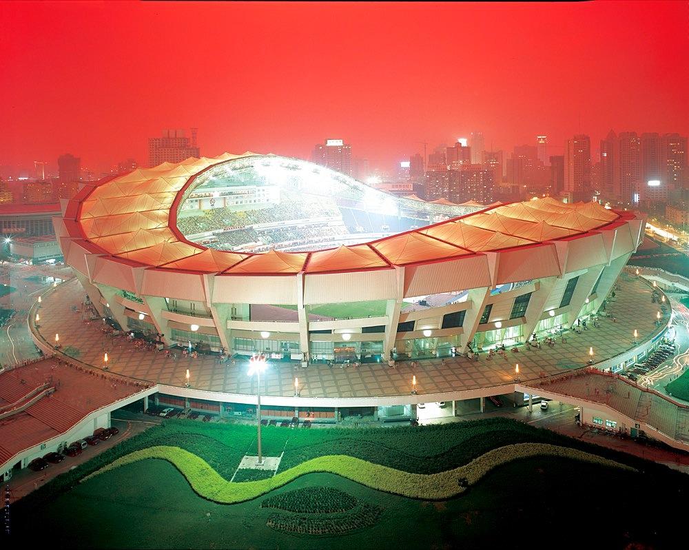 Shanghai Stadium - 731-675