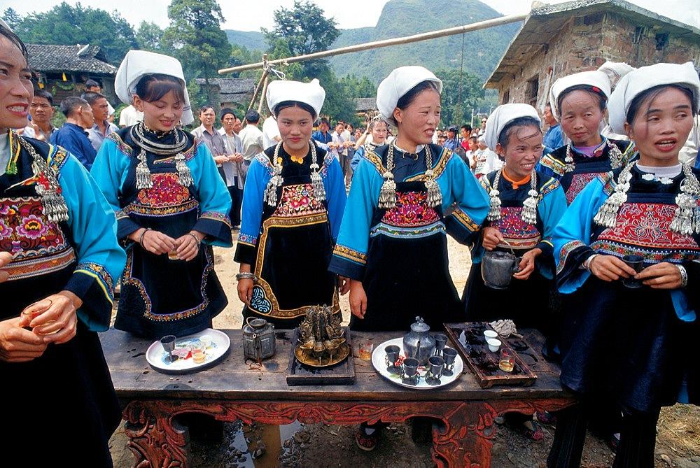 Duan Festival of Shui ethnic