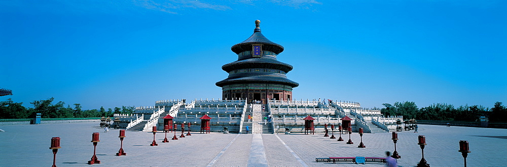 Hall of Prayer for Good Harvests in Temple of Heaven, Beijing - 731-70
