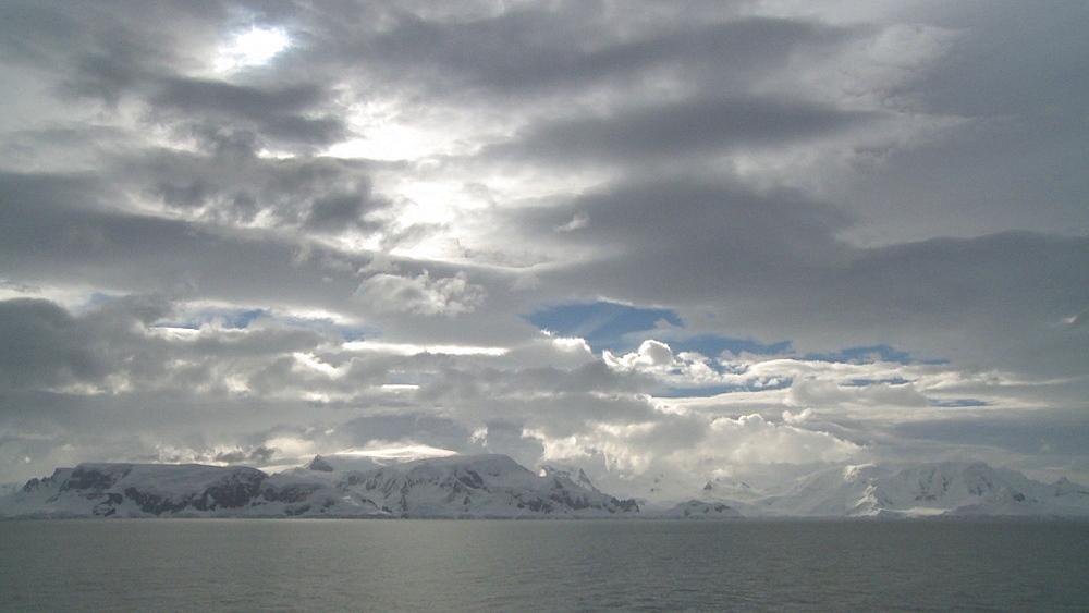 Antarctic scenery. Gerlache Straits. Antarctic peninsula - 1034-1071