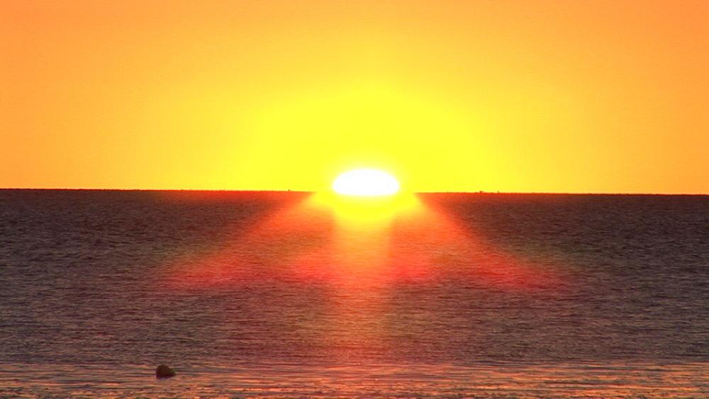 Scenic sunset. Australia - 945-475