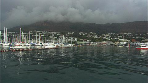 Harbour, Simonstown, South Africa