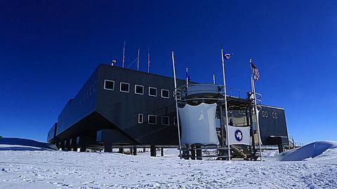 Amundsen-Scott South Pole Station  - 1159-970