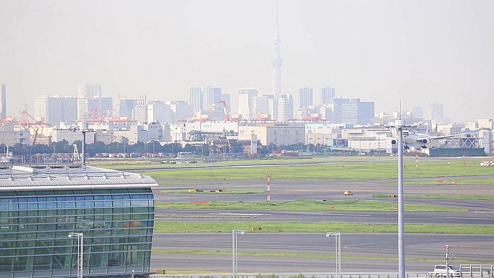 Tokyo International Airport, Tokyo, Japan - 1172-1177