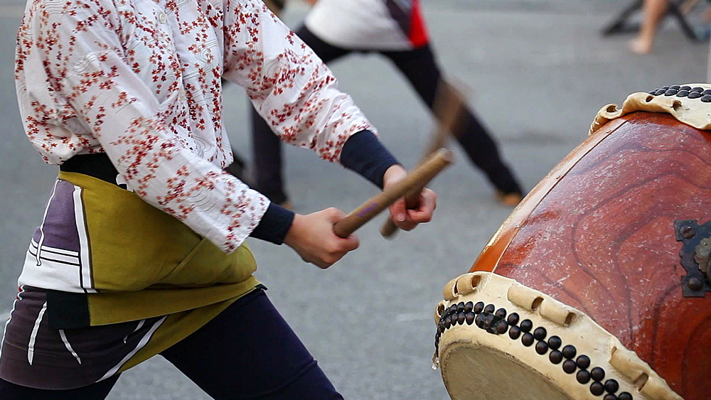 Japanese traditional summer festival - 1172-1644