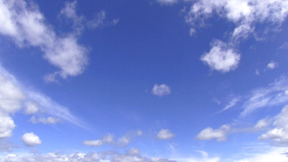 Clouds moving in the sky - 1172-1680