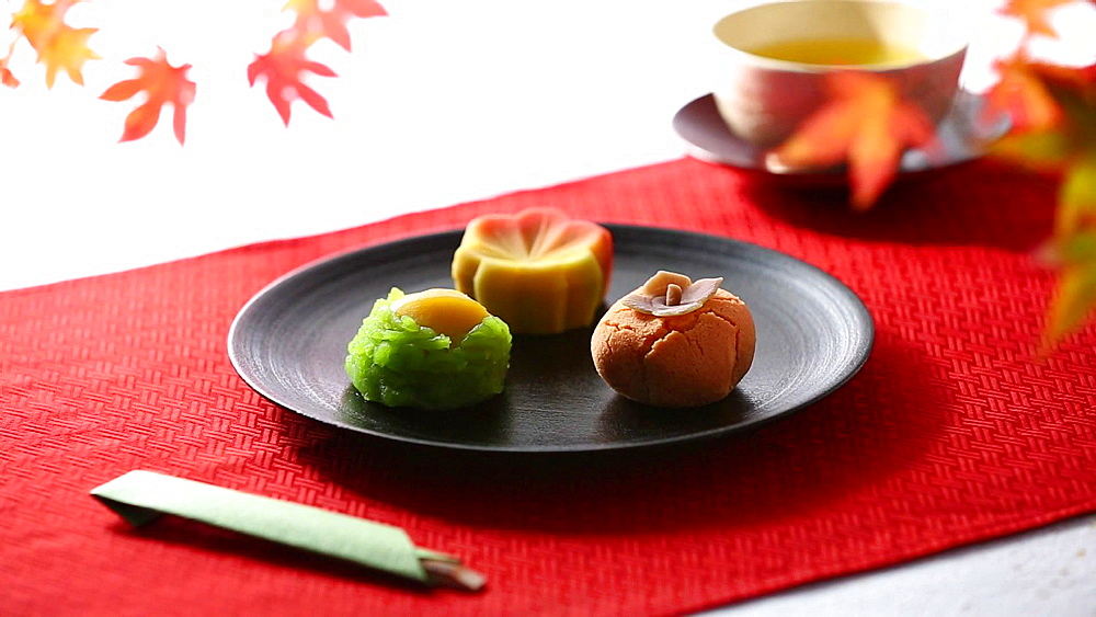 Japanese confectionery - 1172-962