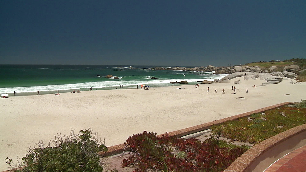 Clifton Beach, Camps Bay, Cape Town, South Africa - 1182-204