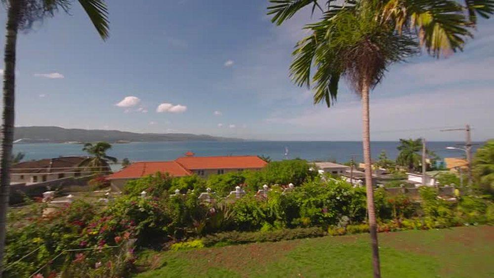 Montego Bay, St. James, Jamaica, West Indies, Caribbean, Central America - 1239-13