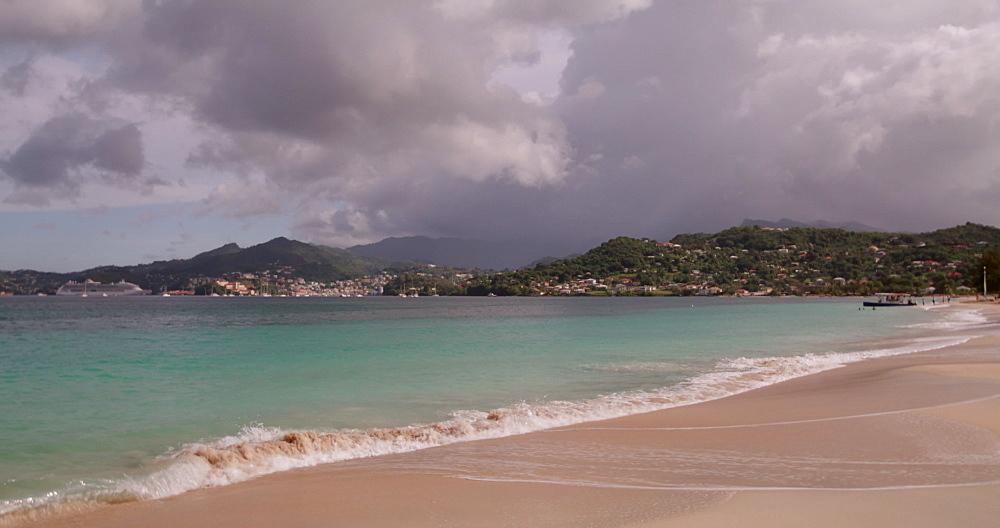 Grand Anse Beach, Grenada, West Indies, Caribbean, Central America