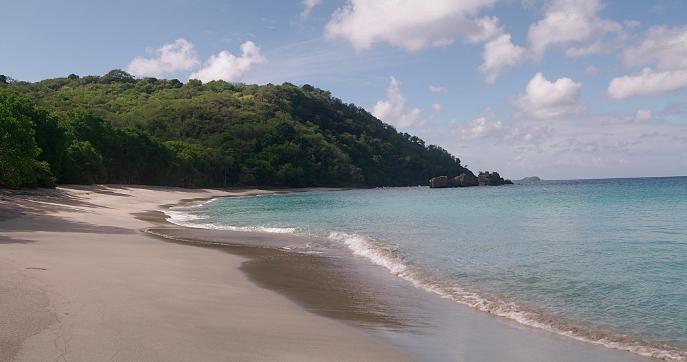 Anse le Roche Beach, Carriacou, Grenada, West Indies, Caribbean, Central America