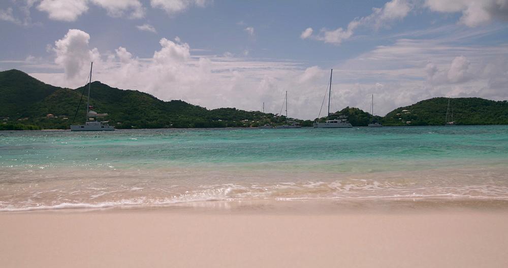 Sandy Island Beach, Carriacou, Grenada, Caribbean - 1239-78