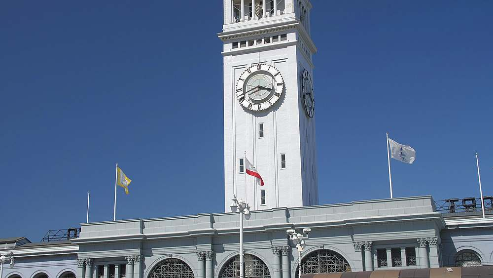 Ferry Building Market Hall, San Francisco, California, United States of America, North America - 1276-1319