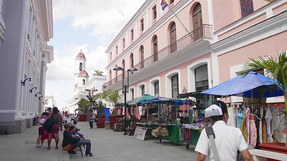 Cienfuegos, UNESCO World Heritage Site, Cuba, West Indies, Caribbean, Central America