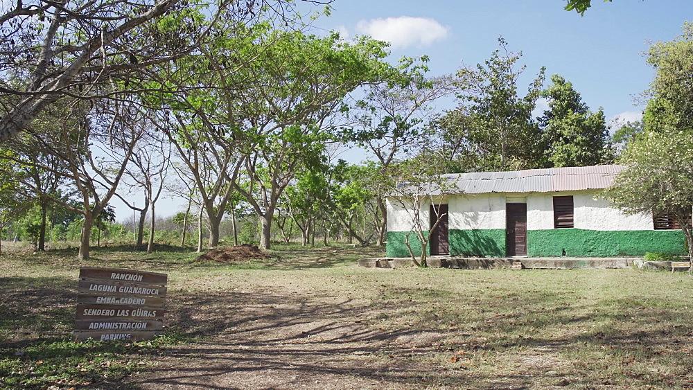 Guanaroca Lagoon park near Cienfuegos, Cuba, West Indies, Caribbean, Central America