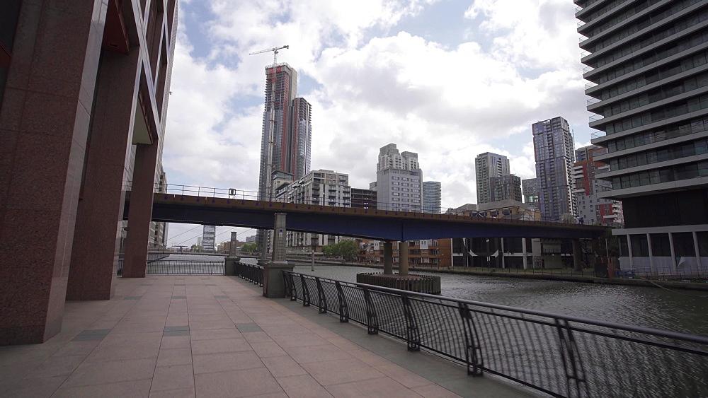Canary Wharf, Docklands, London, England, United Kingdom, Europe