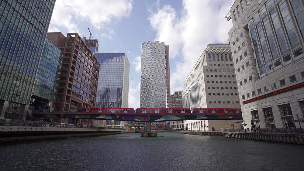 Canary Wharf, Docklands, London, England, United Kingdom, Europe