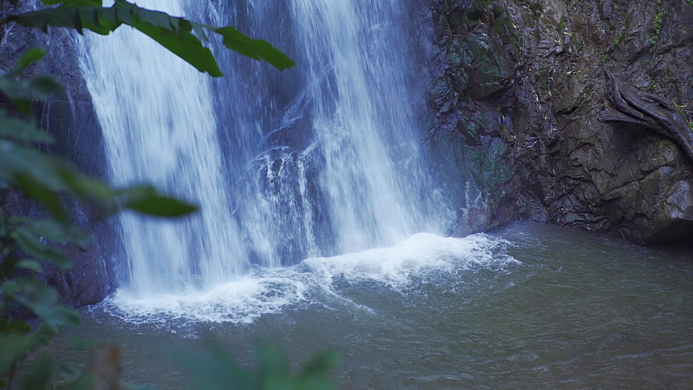 Video of Khun Korn Forest Park Waterfall, Chiang Rai, Northern Thailand, Thailand, Southeast Asia, Asia