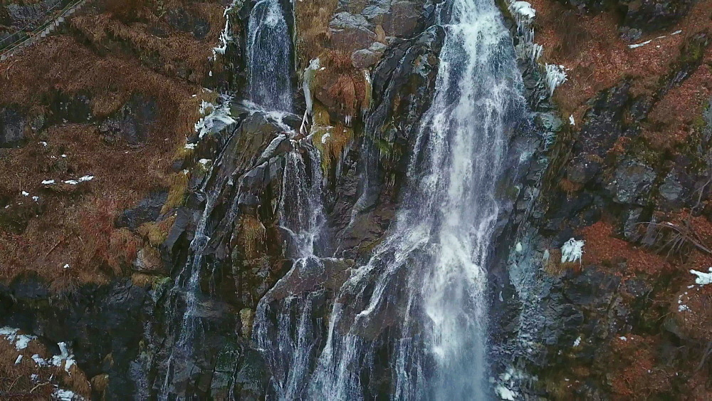 Todtnauer Waterfall, South Black Forest, Schwarzwald, Baden-Wuerttemberg, Germany - 396-10159