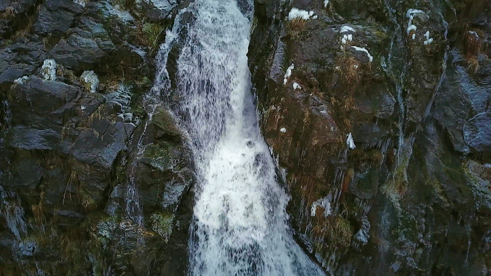 Todtnauer Waterfall, South Black Forest, Schwarzwald, Baden-Wuerttemberg, Germany - 396-10160