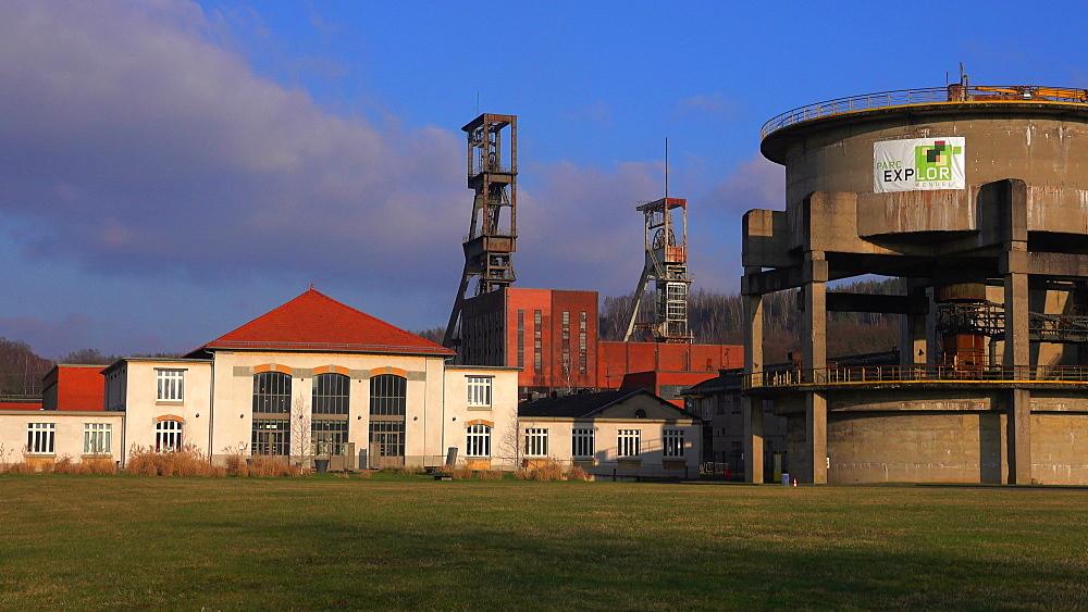Mining Museum Les Mineurs Wendel, Petite-Rosselle, Lorraine, France - 396-10220