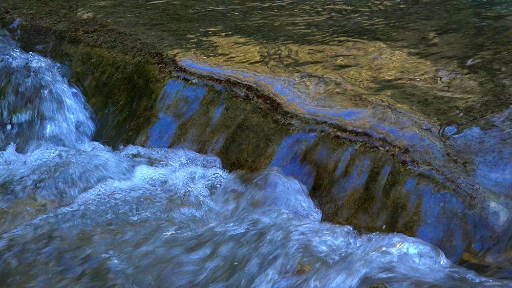 Little brook, Rhineland-Palatinate, Germany, Europe - 396-10292