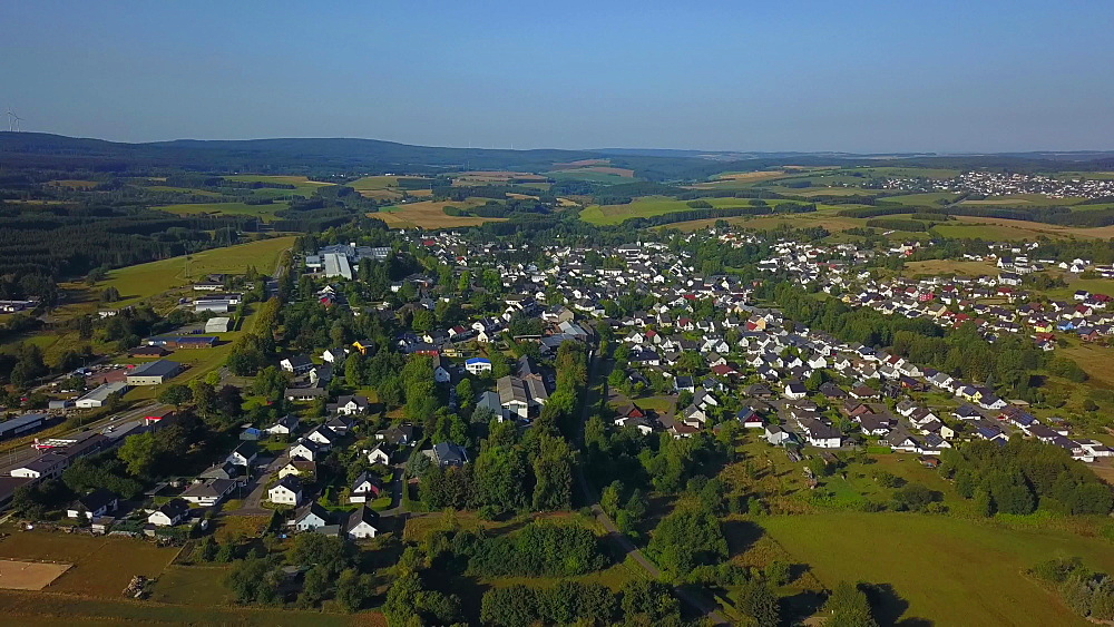 Kell, Hochwald, Hunruck, Rhineland-Palatinate, Germany, Europe