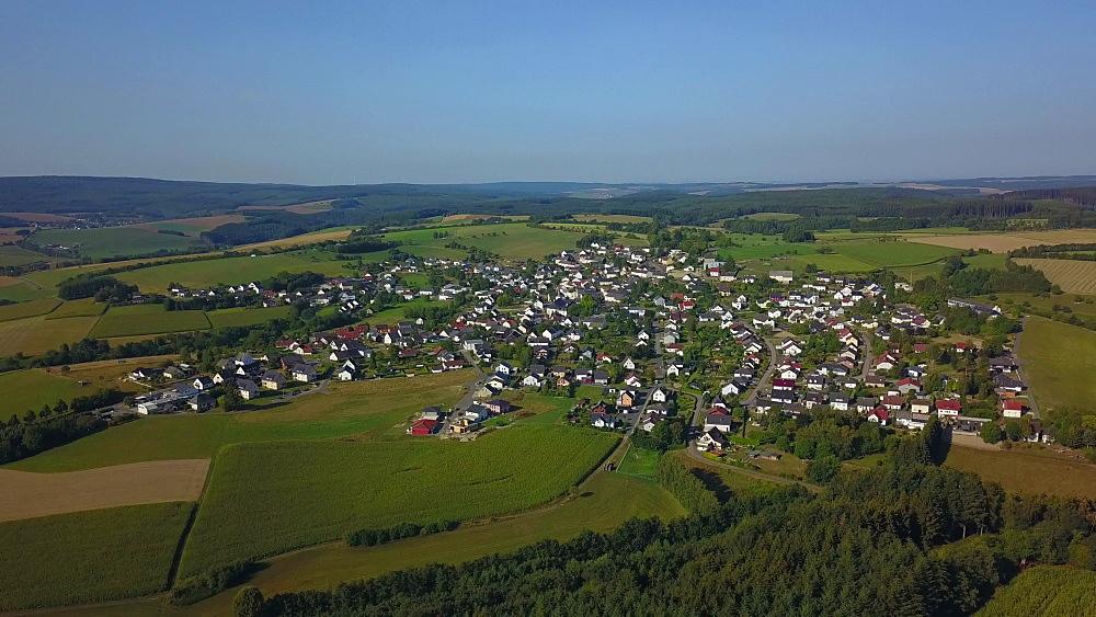 Schillingen, Hochwald, Hunruck, Rhineland-Palatinate, Germany, Europe