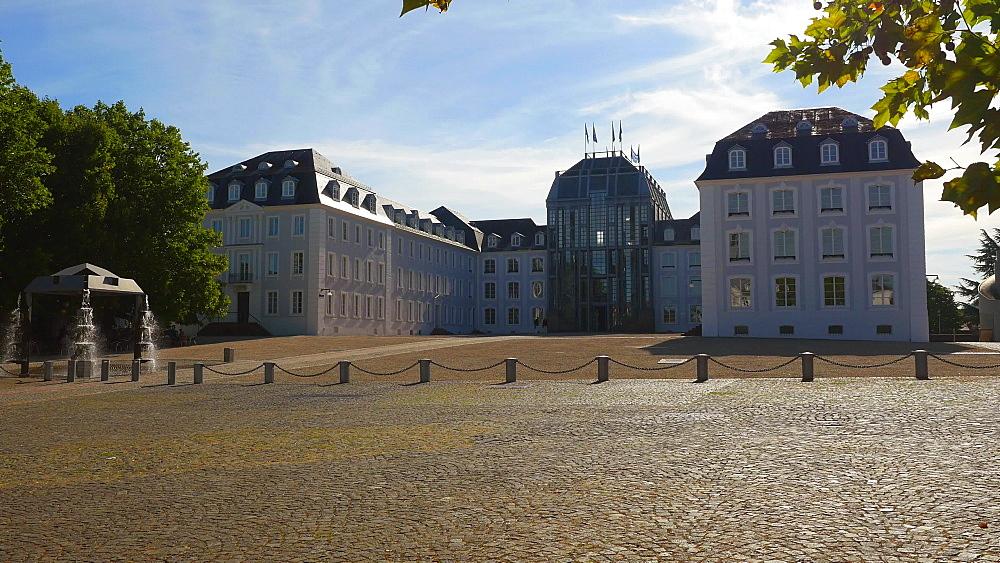 New Castle, Saarbrucken, Saarland, Germany, Europe
