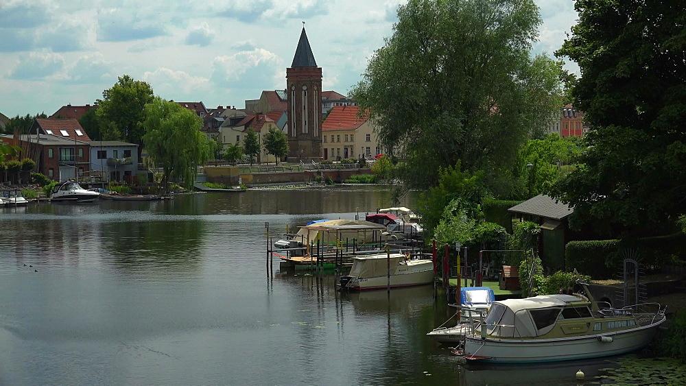 Brandenburg on Havel River, Brandenburg, Germany - 396-10553