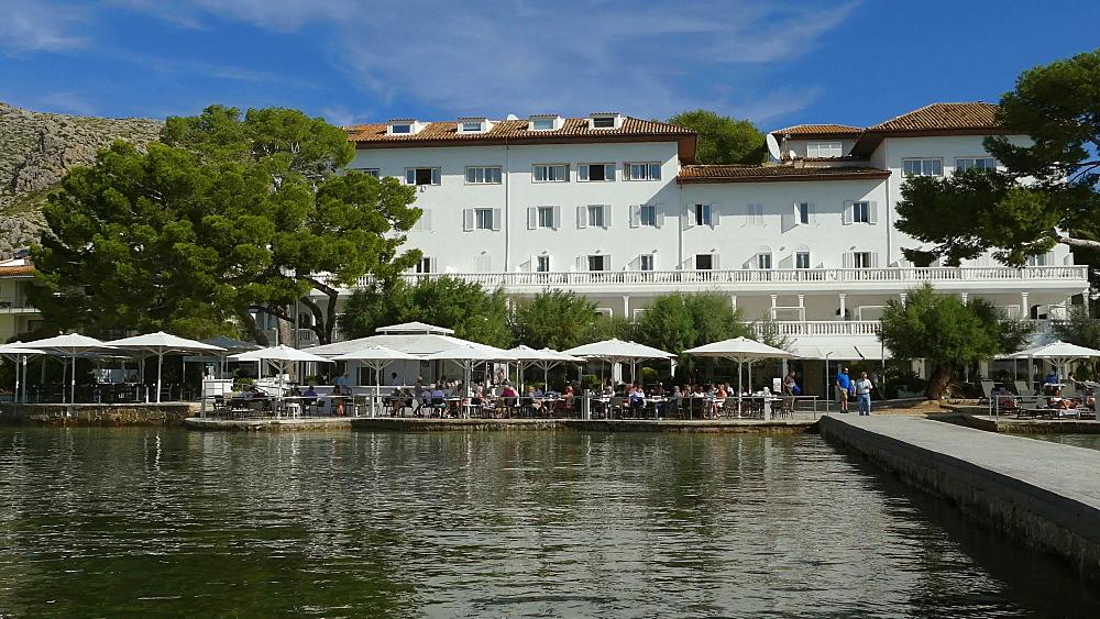 Hotel Illa d'Or, Puerto Pollensa, Mallorca, Balearic Islands, Spain, Mediterranean, Europe