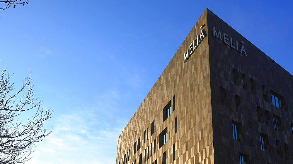 Hotel Melia, Kirchberg, Luxembourg City, Grand Duchy of Luxembourg, Europe
