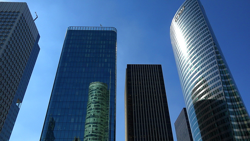 La Defense, Paris, France, Europe - 396-5955