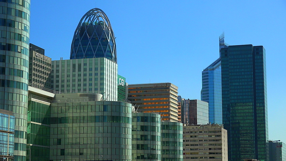 La Defense, Paris, France, Europe - 396-5968