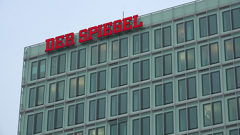 Der Spiegel publishing house, Hamburg, Germany, Europe - 396-6038
