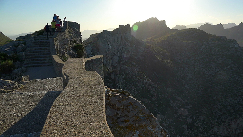 Cap Formentor, Majorca, Balearic Islands, Spain, Mediterranean, Europe - 396-6132