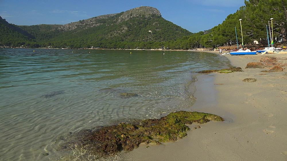 Cala Pi de la Posada, Cap de Formentor, Majorca, Spain - 396-6155