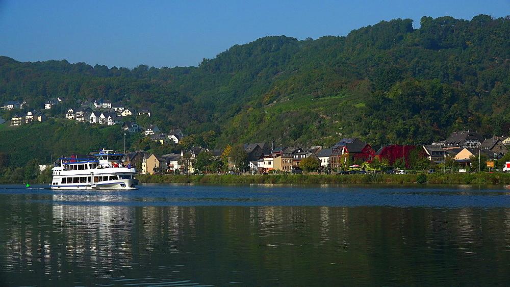 Hatzenport, Moselle River, Germany - 396-6332