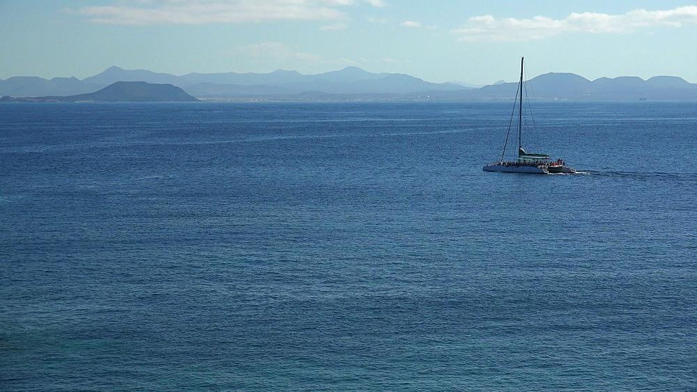 Coast at Playas de Papagayo, Lanzarote, Canary Islands, Spain, Atlantic, Europe