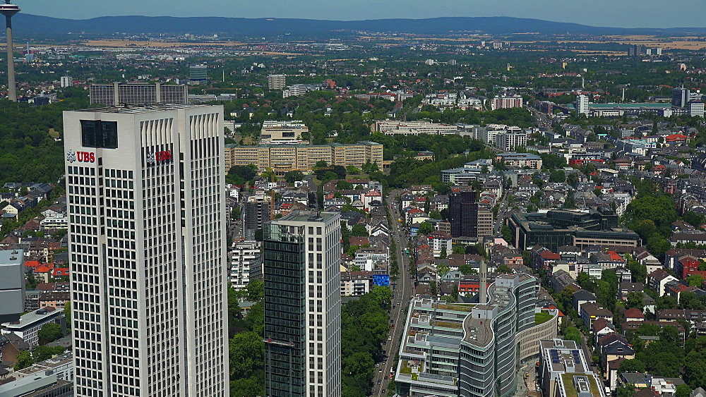 Opernturm, UBS Europe SE, Frankfurt am Main, Hesse, Germany - 396-8958