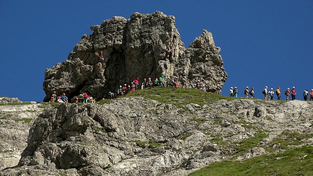 Klettersteig Nebelhorn : Datei hindelanger klettersteig g u wikipedia