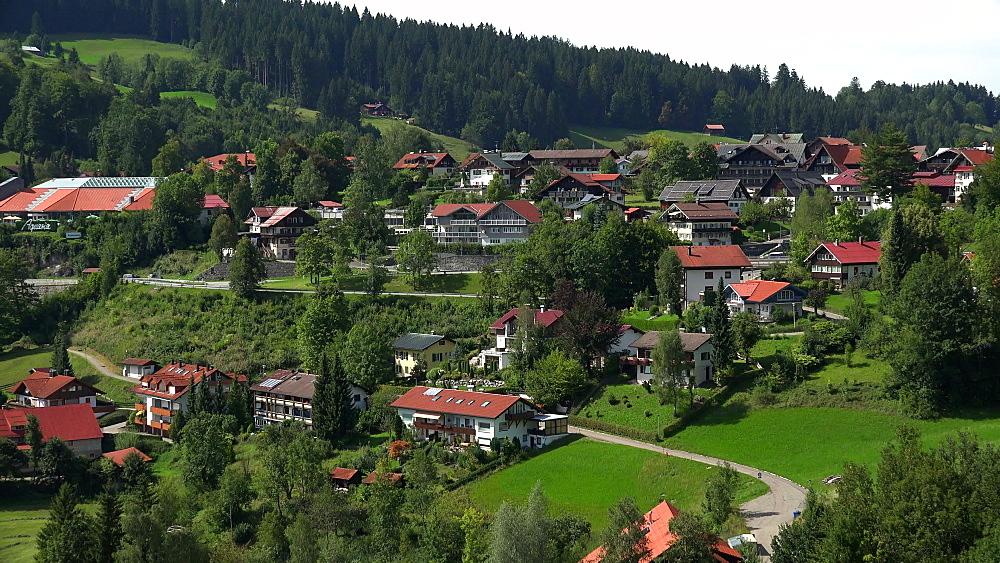Oberstaufen, Allgaeu, Swabia, Bavaria, Germany